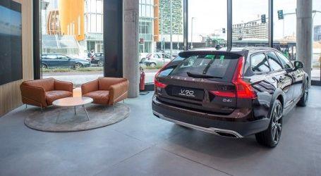 La nuova casa di Volvo