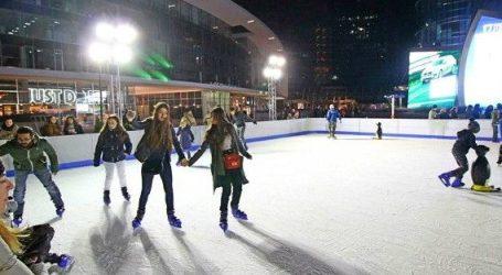 Un Natale sul ghiaccio