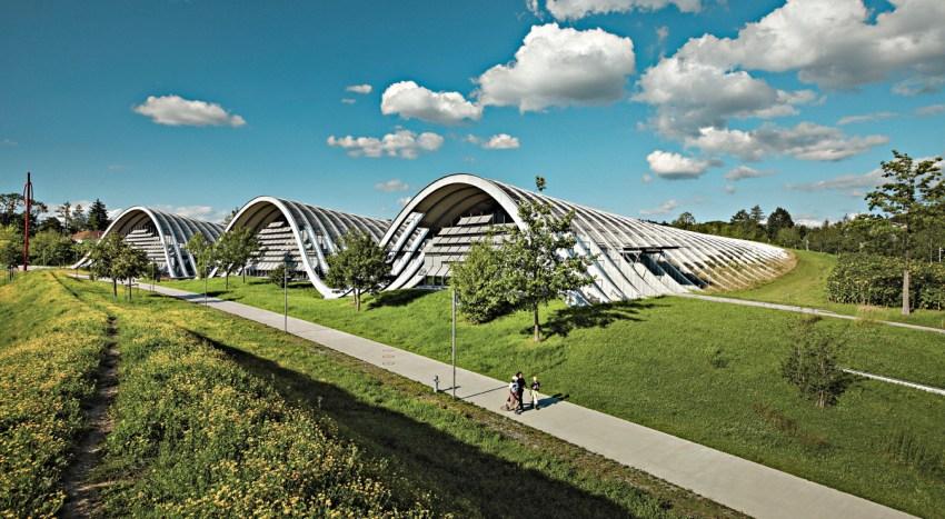 Berna, Zentrum Paul Klee di Renzo Piano