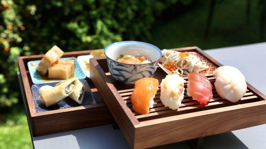 Japanese Tastes & Flavors, Four Seasons Hotel Milano