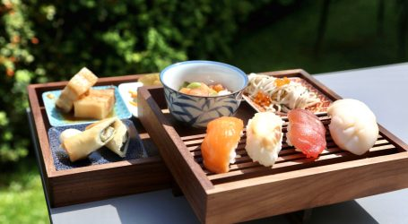 Tra Oriente e Bel Paese: menu degustazione al Four Seasons
