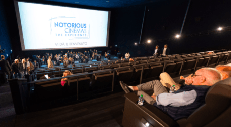 Notorious Cinemas – The experience