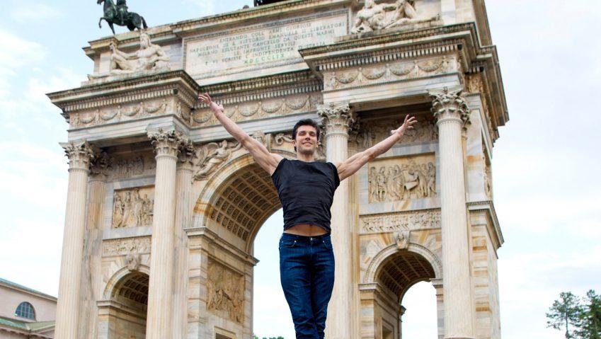 Ondance 2018 - Roberto Bolle all'Arco della Pace