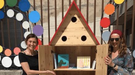 Nasce a Milano Qualibrì, libreria free per i bambini