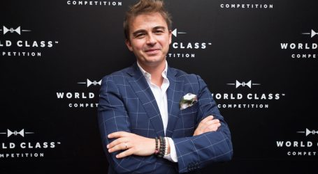 Francesco Galdi vince la World Class: è lui il bartender italiano del 2018