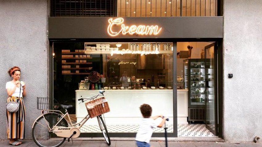 Nel cuore di Chinatown questa gelateria ha suscitato l'interesse degli amanti di gelati con gusti in prevalenza orientali, capitanati da quello al sesamo nero