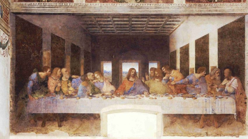 Cenacolo Vinciano - Ultima Cena di Leonardo