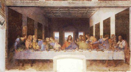 Cenacolo Vinciano per #iorestoacasa