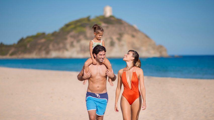 Il resort Chia Laguna ha vinto il premio come miglior resort per famiglie