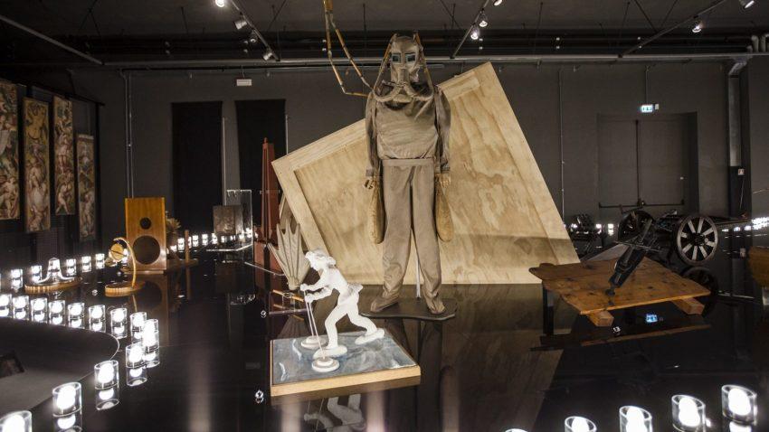 Leonardo da Vinci Parade, Museo Nazionale Scienza Tecnologia (ph. Paolo Soave)