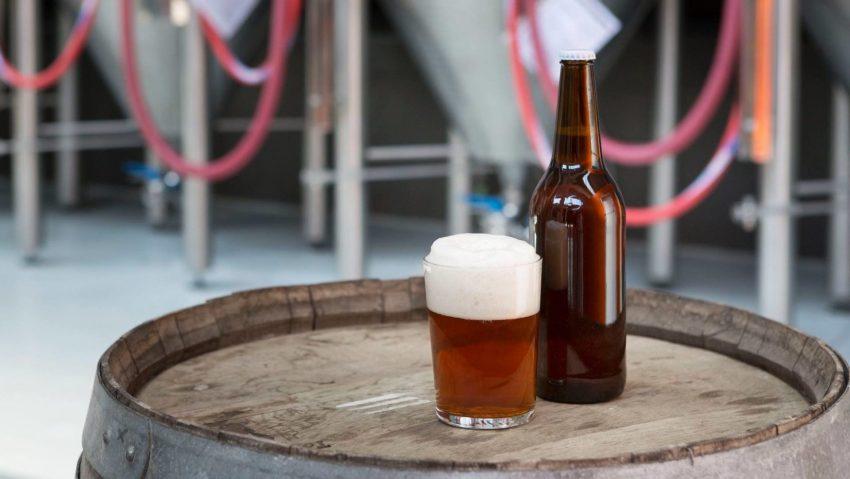 La birra artiginale doc di Birrificio Milano nella sede di Via Zante
