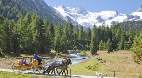 In Alta Engadina inaugura la stagione estiva dell'Hotel Schloss Pontresina Family & SPA
