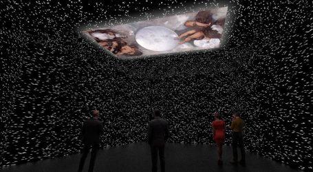"""Alla Permanente la mostra immersiva """"Caravaggio. Oltre la tela"""""""