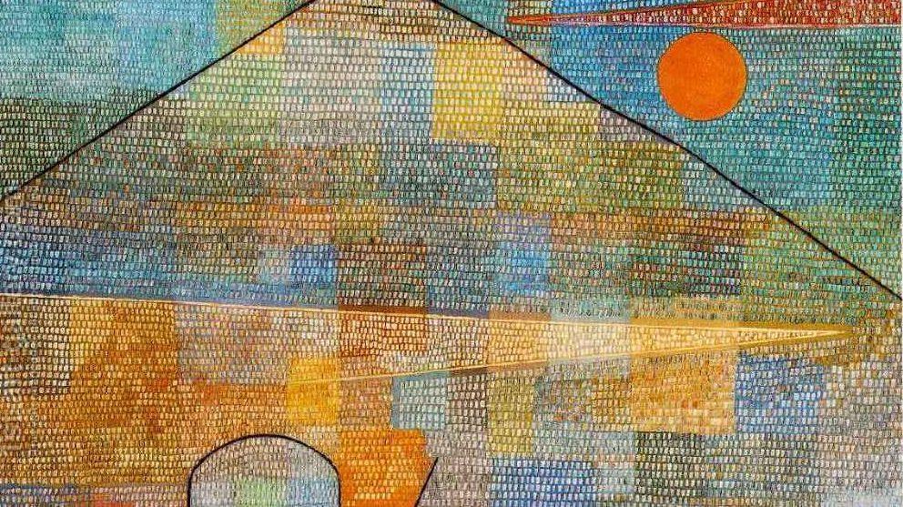 Paul Klee, Ad Parnassum