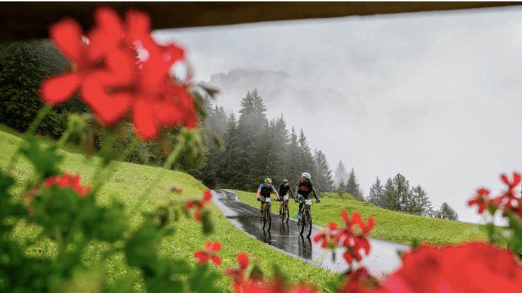 Ciclismo in Val di Fassa