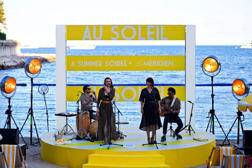 Au Soleil: a Summer Soirée by Le Méridien