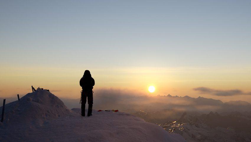 La simulazione di Everest VR