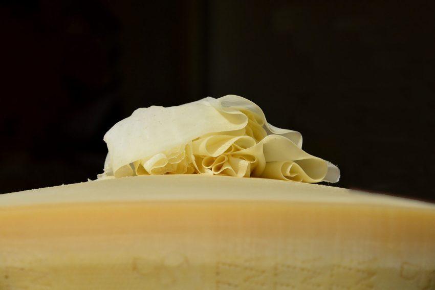 Delicate e gustose sfoglie di raspadura