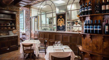 Riapre la Taverna Moriggi: eleganza di stile, cucina d'antan e moderna