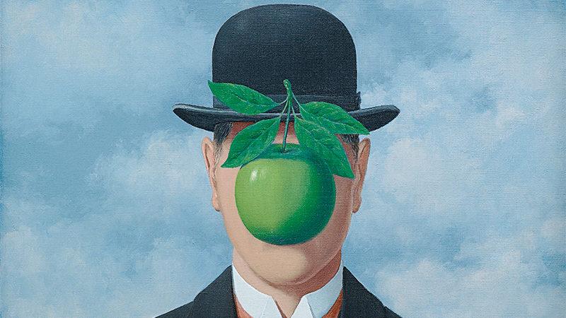 René Magritte La Grande Guerre 1964