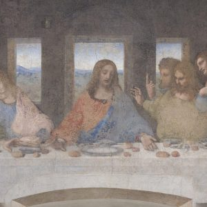 Capolavoro del Rinascimento, l'Ultima Cena. Refettorio di Santa Maria delle Grazie