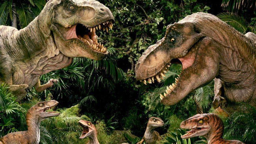 I dinosauri, creature che da sempre affascinano grandi e piccini