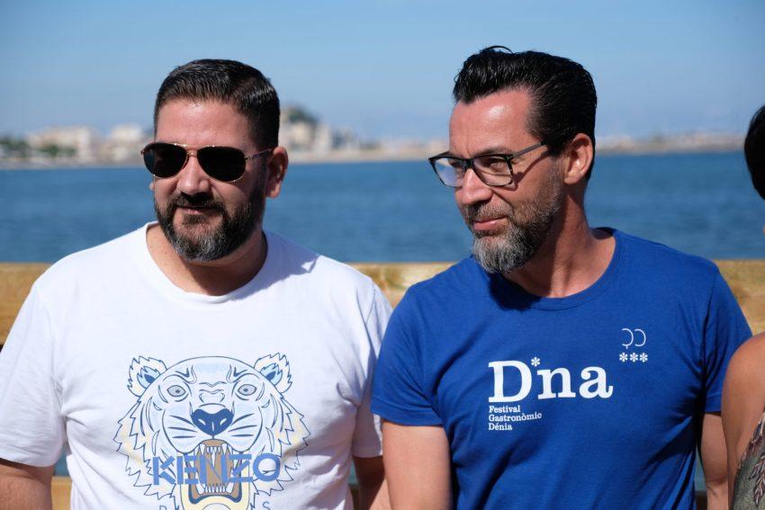 Dani García e Quique Dacosta, grandi protagonisti del festival