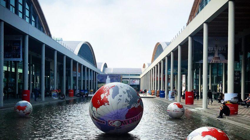 Installazione Al Ttg Rimini