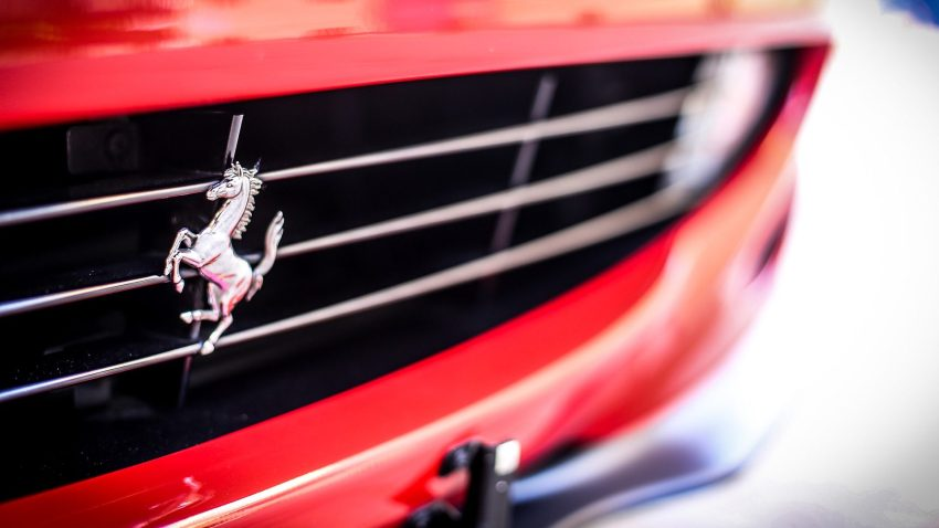 supercars Ferrari Monza
