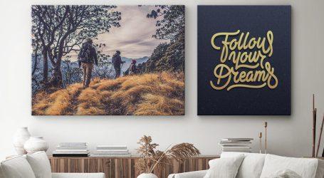 Stampe su tela: idee nuove per arredare casa