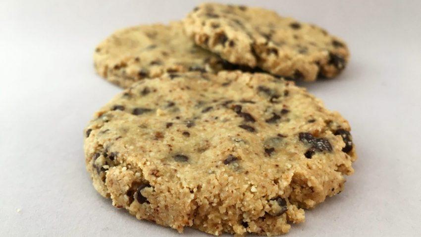 Uno dei biscotti più deliziosi della pasticceria cruda milanese