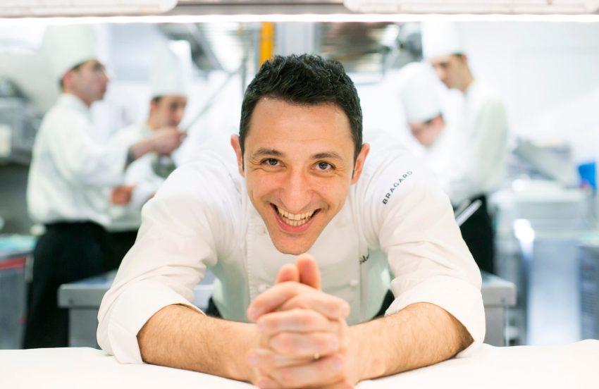 Fabio Silva al comando del ristorante dell'Hotel de la Ville di Monza
