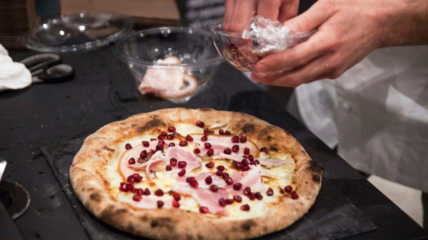 Originali e golose le pizze presentate dai nove finalisti
