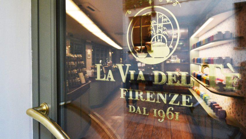 Il nuovo negozio di La Via del Tè è in via Madonnina 13, nel cuore di Brera