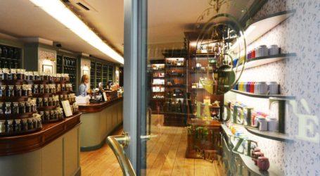 La Via del Tè apre in Brera un nuovo negozio