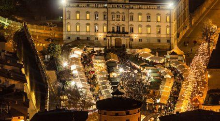 Al via il 25° Mercatino di Natale di Trento, tra artigianato ed enogastronomia tipica