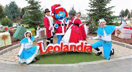 Natale a Leolandia, le Feste avvolti dall'atmosfera del Natale