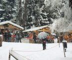 Mercatini di Natale sulla neve in Valsugana