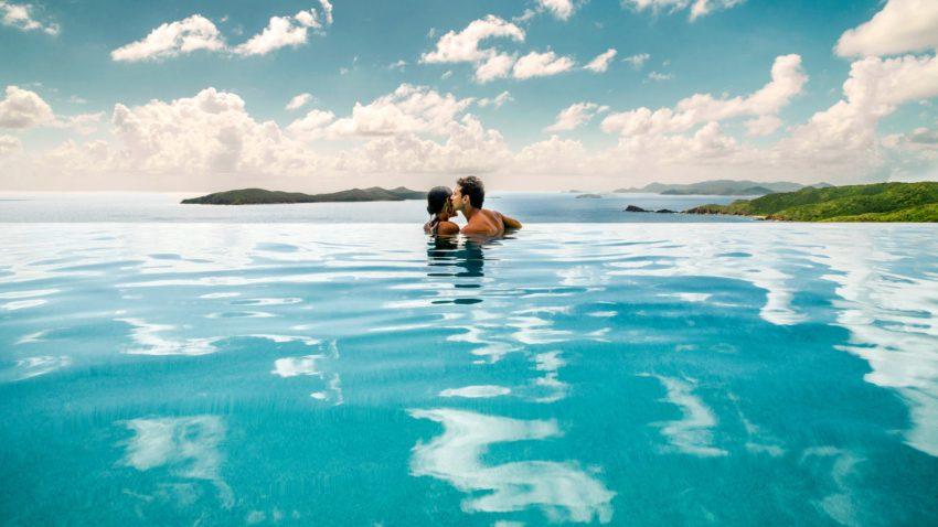 Le BVI sono un paradiso per due da godere anche by the pool