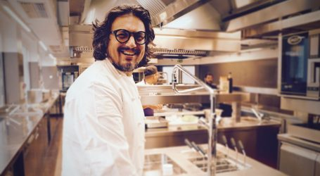 Lo chef Alessandro Borghese racconta la sua Milano