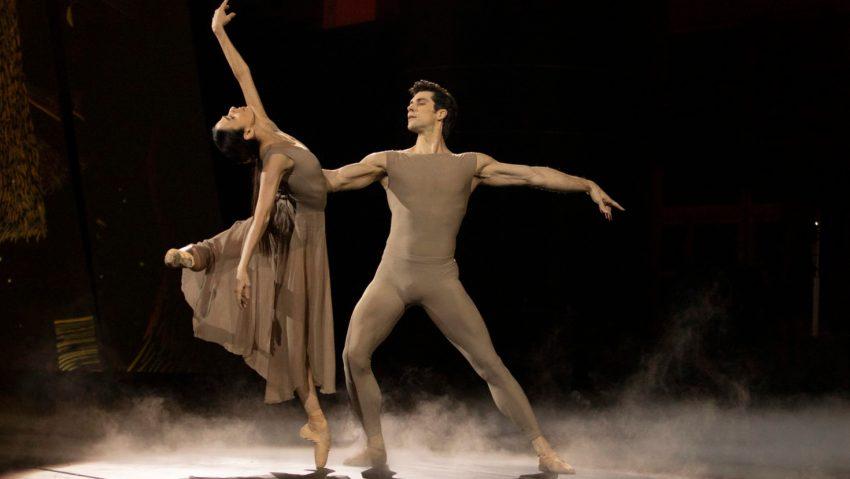 Roberto Bolle e Alessandra Ferri a Danza con me