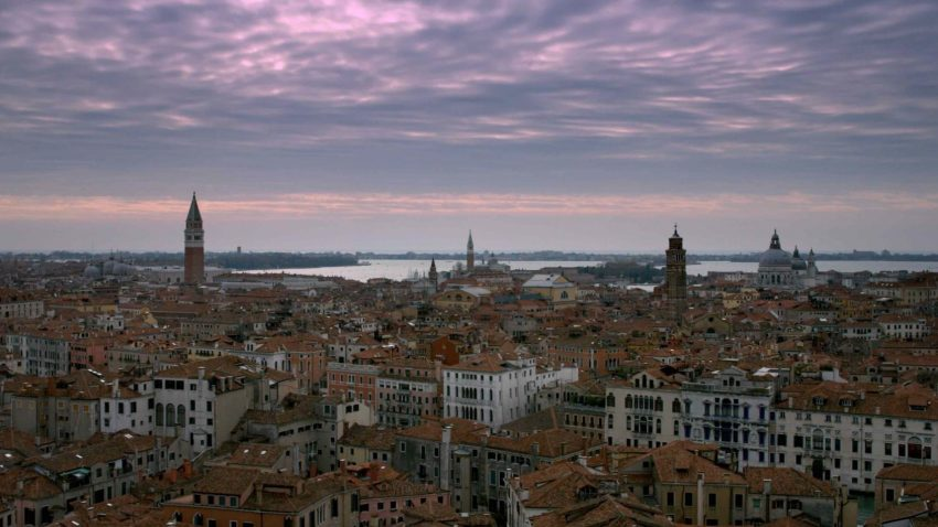 Tintoretto - Un ribelle a Venezia, courtesy: Sky Arts Production Hub