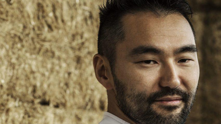 Un ritratto di Takeshi Iwai, chef del ristorante Ada e Augusto