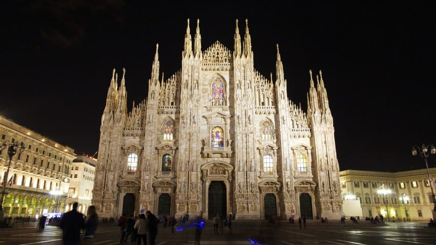 capodanno 2019 in piazza Duomo