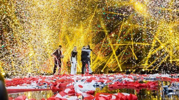 Finale X Factor 2018
