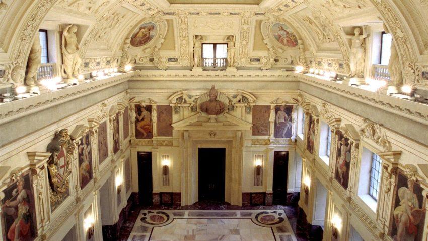Palazzo Marino Sala Alessi