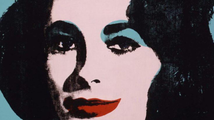 Andy Warhol, Liz Taylor, tra le opere della mostra Pop Art al Mudec nel 2020