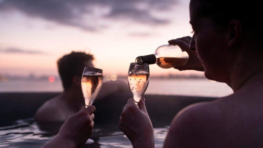 Cin cin romantico per San Valentino in Danimarca