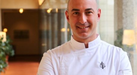 Fabrizio Borraccino sbarca al Four Seasons Hotel Milano