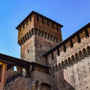 Bambini al Castello Sforzesco di Milano